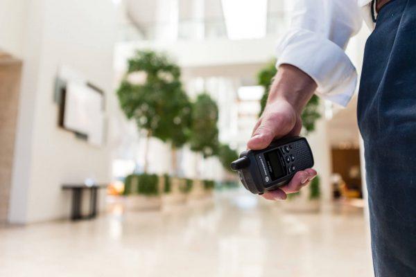 Locação de radiocomunicadores com custo e benefício