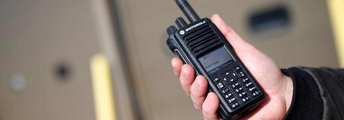 Locação de rádio digital na Ideal Rádios