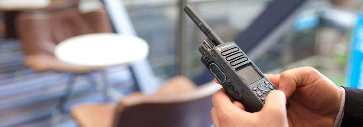 Locação de rádios em São Paulo com a melhor qualidade na Ideal Rádios