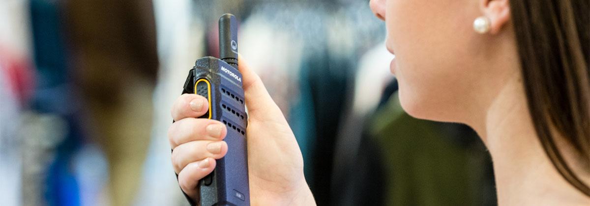 Serviço em locação de Rádio Comunicador Motorola da Ideal Rádios