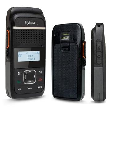 Rádio PD356 Hytera