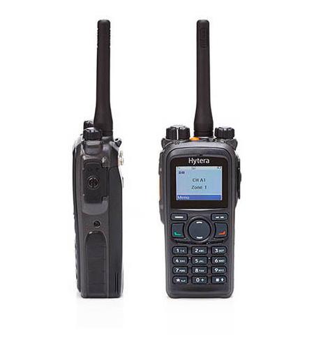 Rádio PD786 Hytera