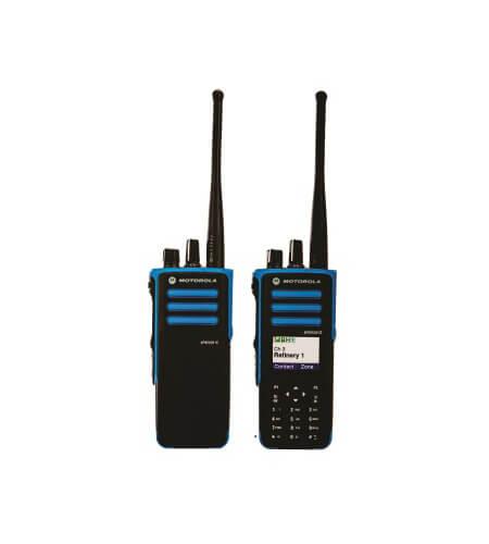 Radio DGP8050 EX / DGP8550 EX - Motorola