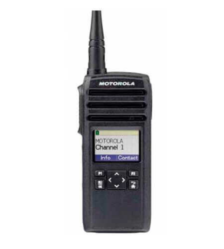 Rádio DTR720 Motorola