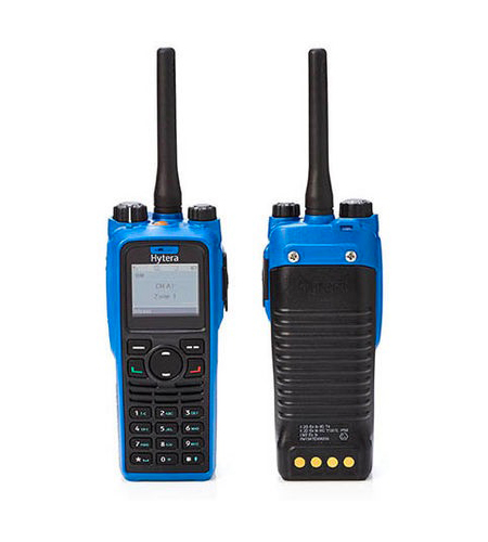 Rádio PD796EX Hytera